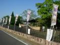 180505TOJ京都ステージの幟が増えていた