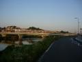180602高井田側から国豊橋へ