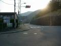 180716木幡側から久々の長坂峠