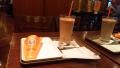 180501サンマルクカフェで休憩