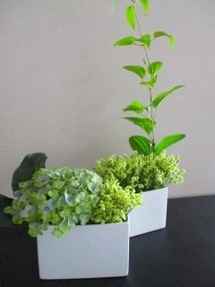 そろい花器1