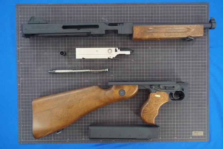 Cybergun M1A1-4