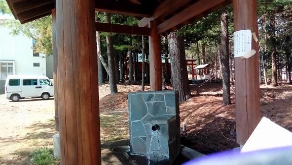 干俣諏訪神社