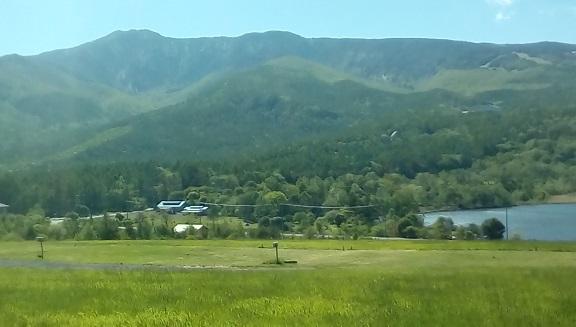 バラギ湖・キャンプ場