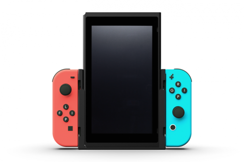 Switchを縦に持つことができるアタッチメント『Flip Grip』が国内でも発売!