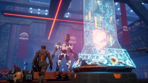 Switchで発売されるACみたいなロボゲー『Daemon X Machina(デモンエクスマキナ)』ゲームプレイ映像が公開!