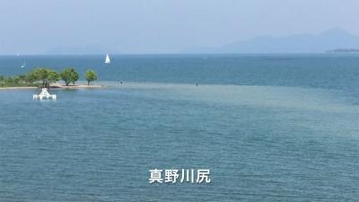 GW初日の琵琶湖(YouTubeムービー)