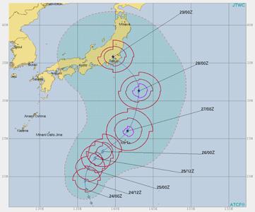 JTWC TD15W(7月24日)
