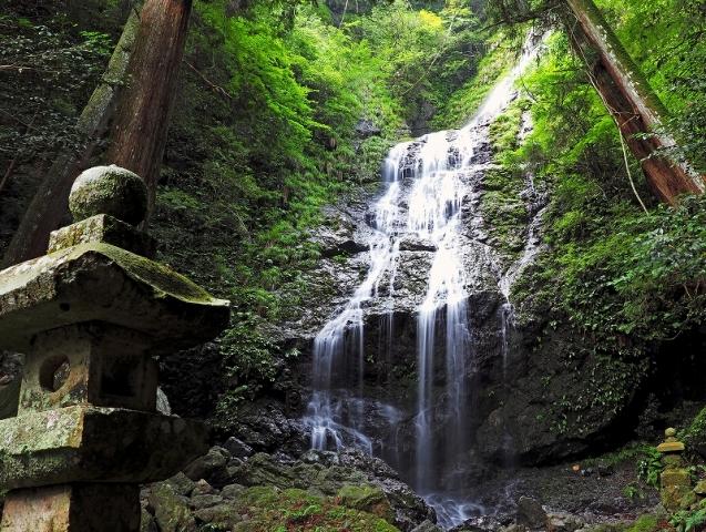 180624飛龍の滝②