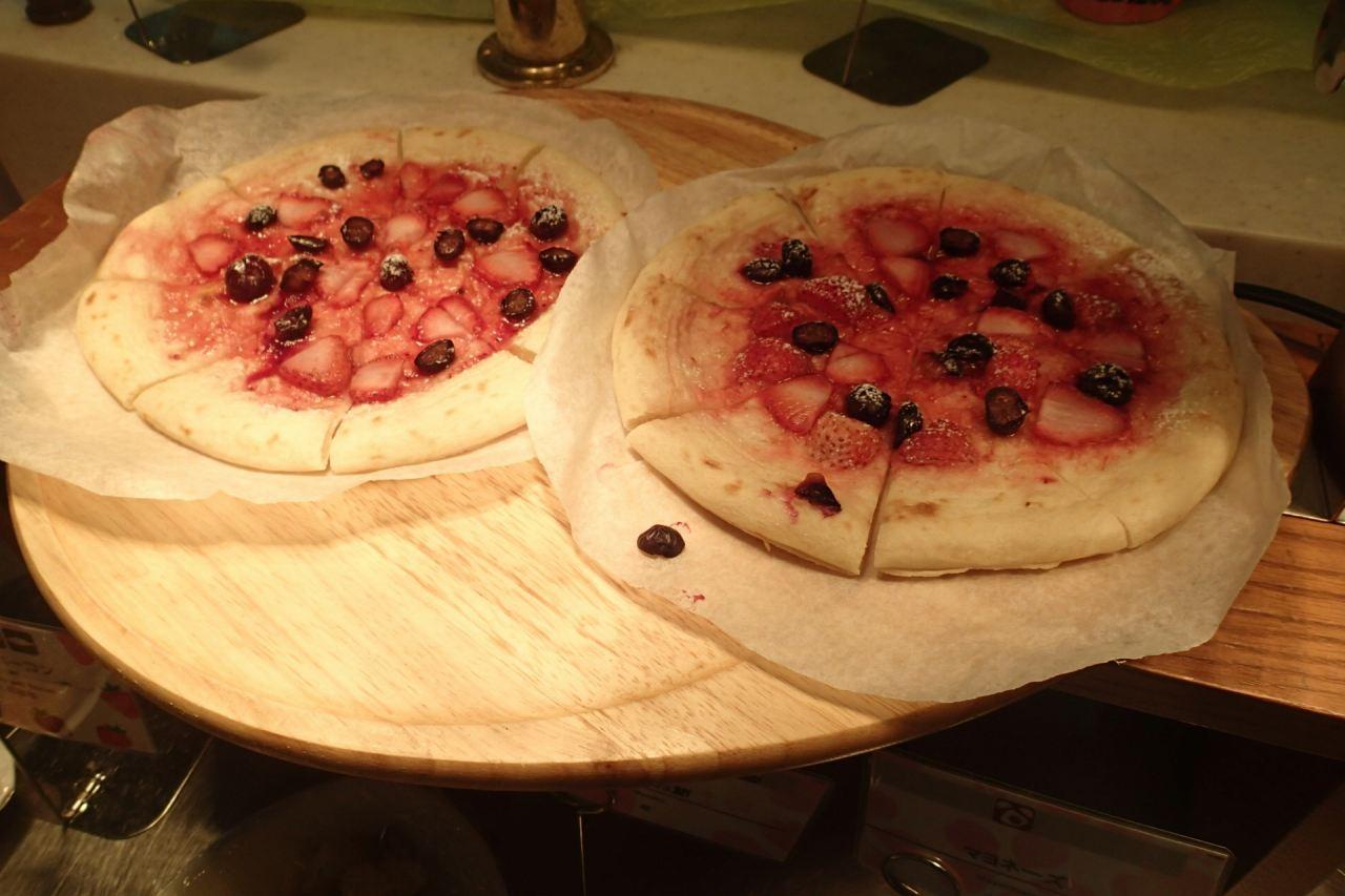 苺のスウィーツピザs-20190303P3030039