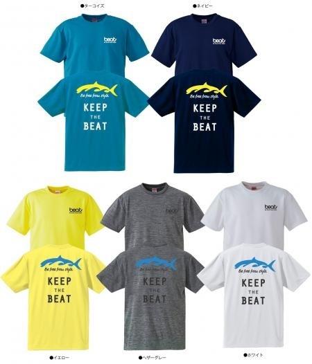2018 BEAT tシャツ ブログサイズ