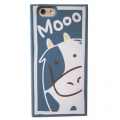 Animal of year mooo iphone 6 6s case (3)11