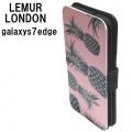 pineapple Galaxy s7 edge card case (7)1