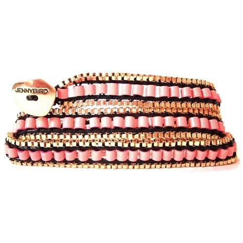 gypset triple bracelet peach (2)