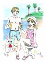 優雅な夏休み
