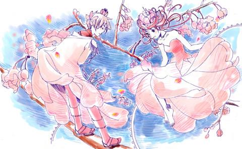480桜ダンス