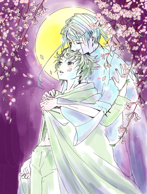 480月桜