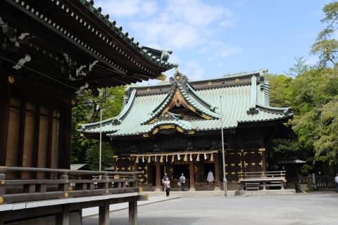 08三嶋大社拝殿