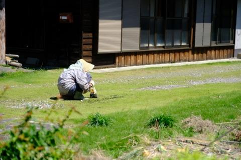 15菊川の里のおばあちゃん