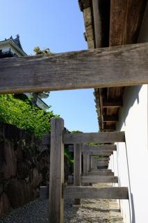 13御殿への通路