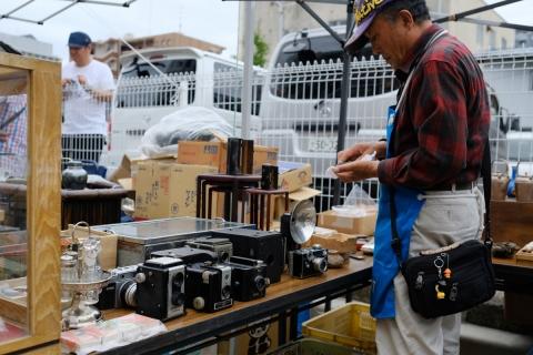 22大和骨董市カメラ