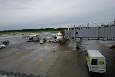 02熊本空港着