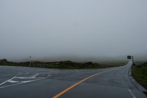 12阿蘇山ロープウエイ付近
