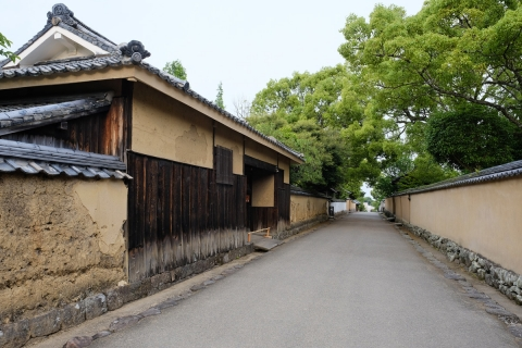 29杵築城下町勘定場坂の屋敷