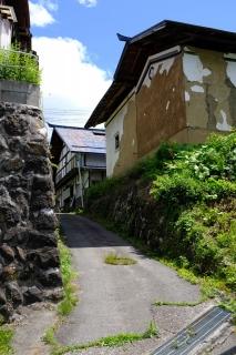 06鬼無里村時代の生活路地
