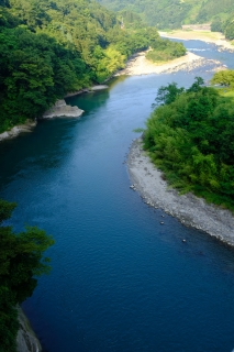 26犀川の光景