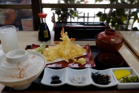 01天ぷら定食