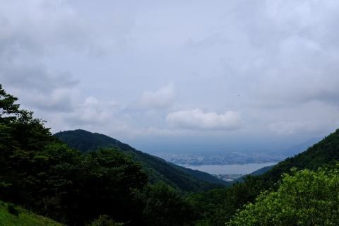07御坂峠から富士山