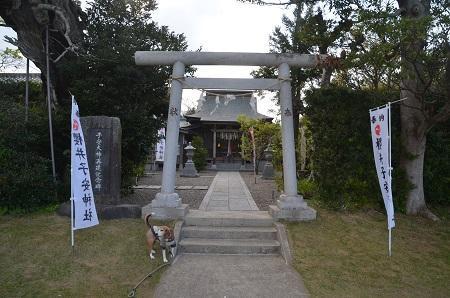 20180408櫻井子安神社02