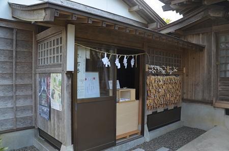 20180408櫻井子安神社10