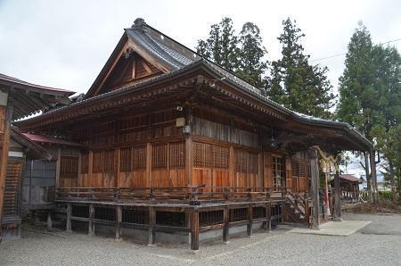 20180426田出宇賀神社  熊野神社16