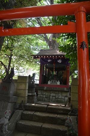 20180723本郷氷川神社20