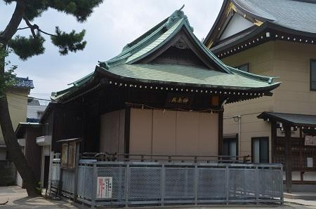 20180725葛飾氷川神社20