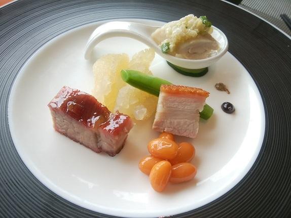 琥珀宮 前菜 (2)