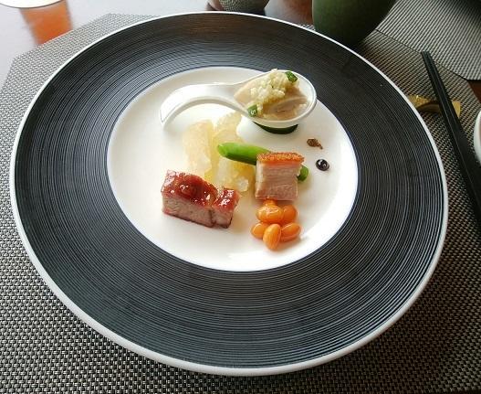 琥珀宮 前菜