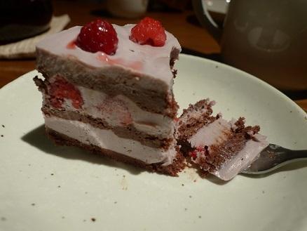 愛莉バースデーケーキカット1
