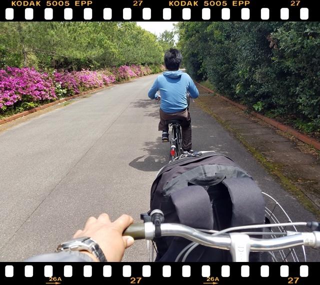 吹上浜サイクリング1-6