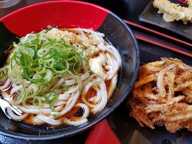 伊予製麺昼ご飯1-1