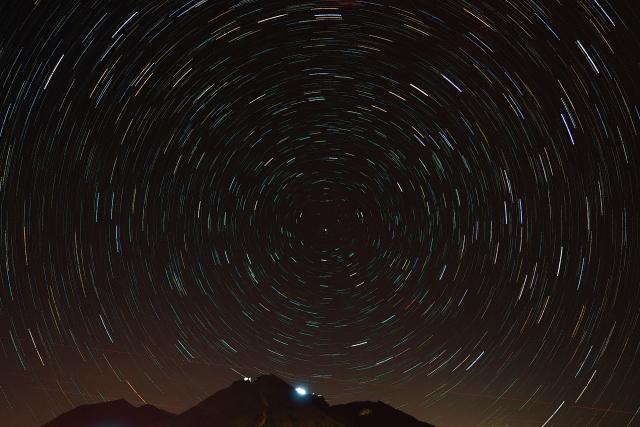 満天の星々(2)