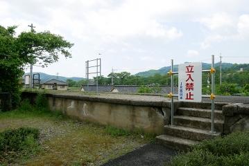 三江線廃駅訪問(3)
