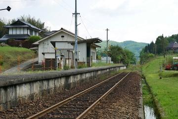 三江線廃駅訪問(5)