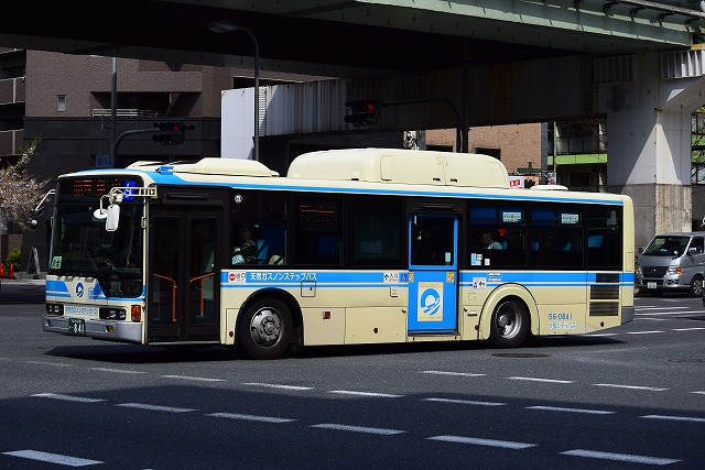 KL-HU2PMEE 大阪シティバス