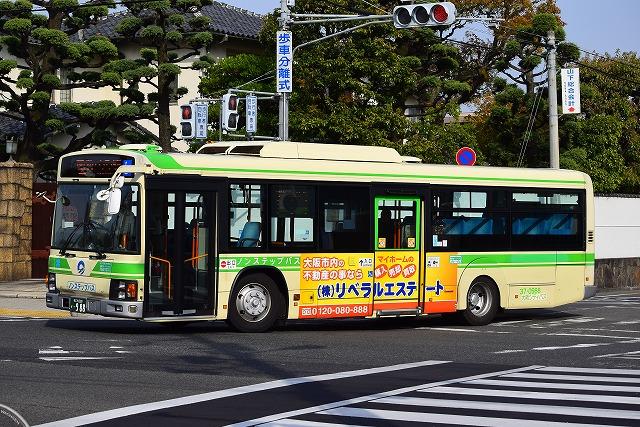 大阪シティバス住吉営業所