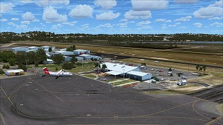 YPMQ-Port Macquarie airport