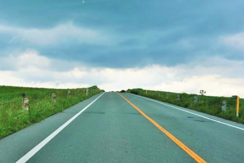 天国へ続く道