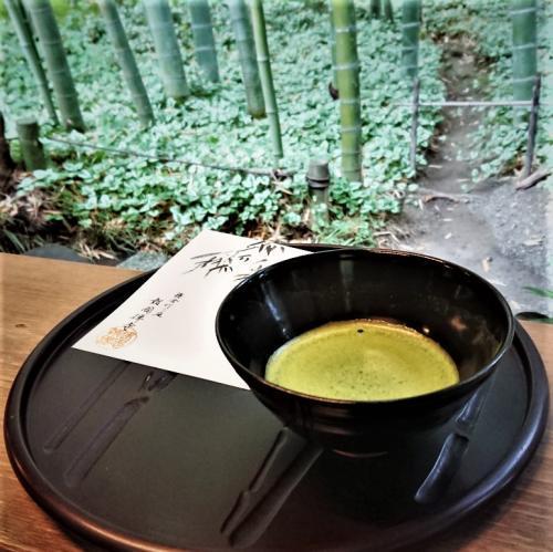 報国寺 抹茶 500